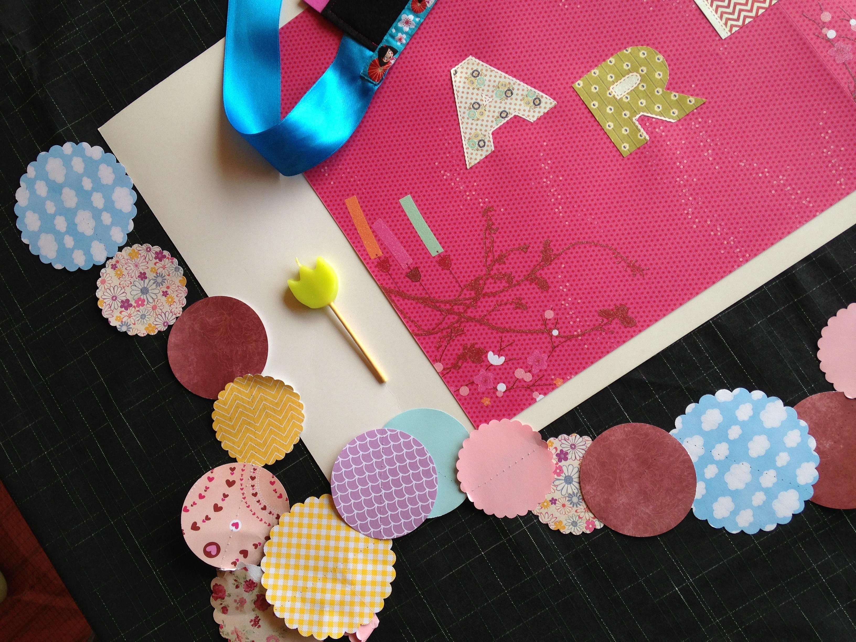 Cartel de feliz cumpleaños caseros - Imagui