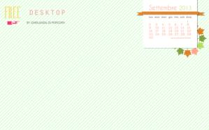 settembre 2013 desktop {Ghirlanda di Popcorn}