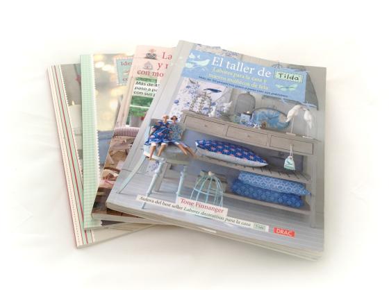 Nuestros materiales favoritos: libros de Tilda