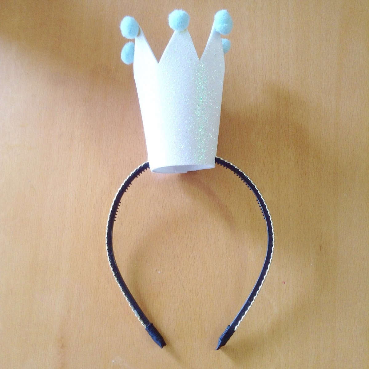 Corona de Cumpleaños expresss